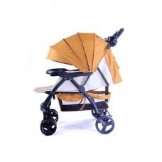 Коляска Kdd-6688Gb-A (Золотисто-Молочный) Cool-Baby