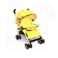 Коляска Sl - 107-1 (Teddy Bear) (Жёлтый С Одуванчиками)