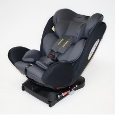 Автокресло YB 104 A Isofix (DARK GREY-BLACK)