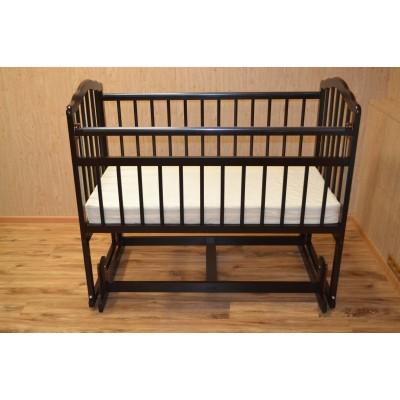 Кровать детская Гном 4 маятник поперечного качания без ящика