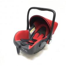 Baby Car Seat Hb801 (Группа 0+ От 0-13 Кг.) (Red + Black Dot)