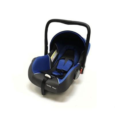Baby Car Seat Hb801 (Группа 0+ От 0-13 Кг.) (Blue + Black Dot)