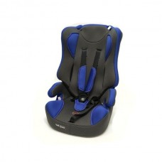 Автокресло 513 RF (без вкладыша) 10. DEEP BLUE+BLACK DOT