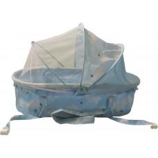 Люлька В Кроватку Dl 102 ((327) Синие Облака)