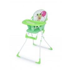 Стульчик для кормления Мишка с шариком (зеленый)