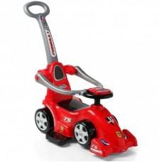 Машинка для катания 602 W (Красная)