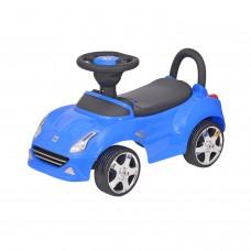 Машинка для катания 603 (синяя)