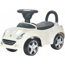 Машинка для катания 603 (белая)