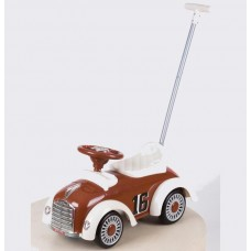 Машинка для катания 610 W (коричневая)