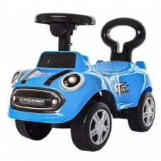 Машинка для катания 616 А (синяя)