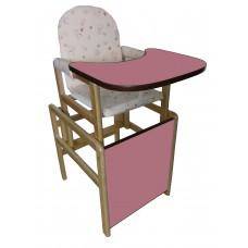 "Стол-стул ""Карапуз"" Розовый"