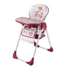 Стол-стул С-C-1 (Красный)