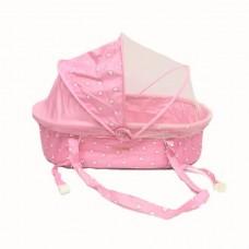 Люлька В Кроватку Dl 102 ((210) Розовое Сердце)