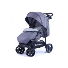 Коляска Kdd-6798G (Cерый) Cool-Baby