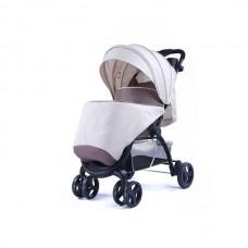 Коляска Kdd-6688Gb-A (Бежево-Шоколадный) Cool-Baby