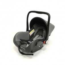 Baby Car Seat Hb801 (Группа 0+ От 0-13 Кг.) (Grey Dot + Black Dot)